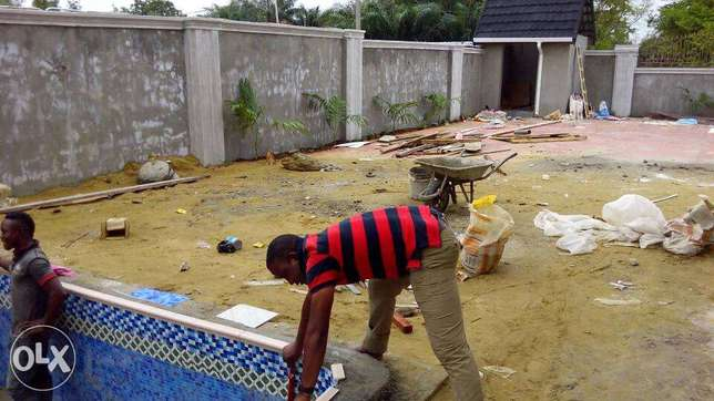 Call for swimming pool construction And Maintenance Eti Osa - image 8