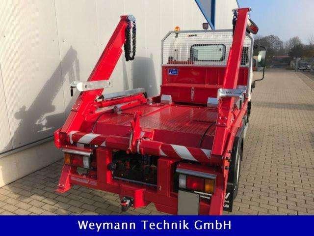 Isuzu Nmr Euro 6 Schm.kab.,universalhydr.,winterpaket - image 8