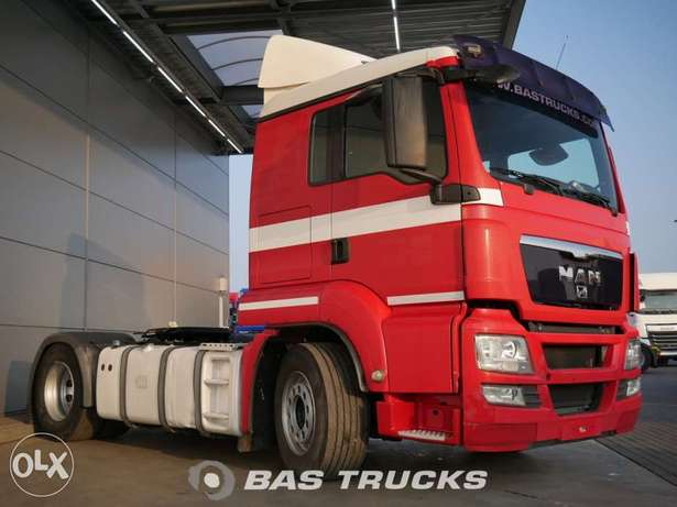 MAN TGS 18.360 L - To be Imported Lekki - image 3
