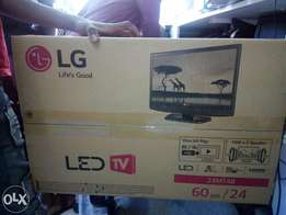 From my Electronics Shop Special Offer : Brand New LG 24 Inch LED Tv