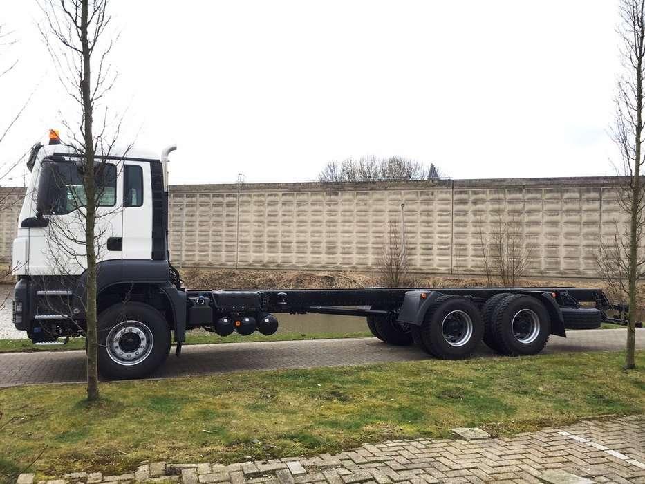 MAN TGS 33.400 6x4 WW EURO4 RHD - 2018
