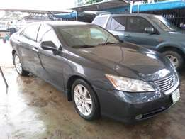 ADORABLE MOTORS ; A clean sound, well used 08 Lexus Es 350