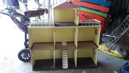 Barbie doll house for sale