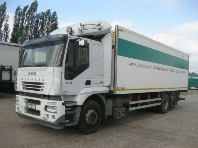 Iveco Stralis Active Time AT 260S31 - 2004
