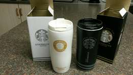 Starbucks collectable mug and flask Gift Set : Brand new!