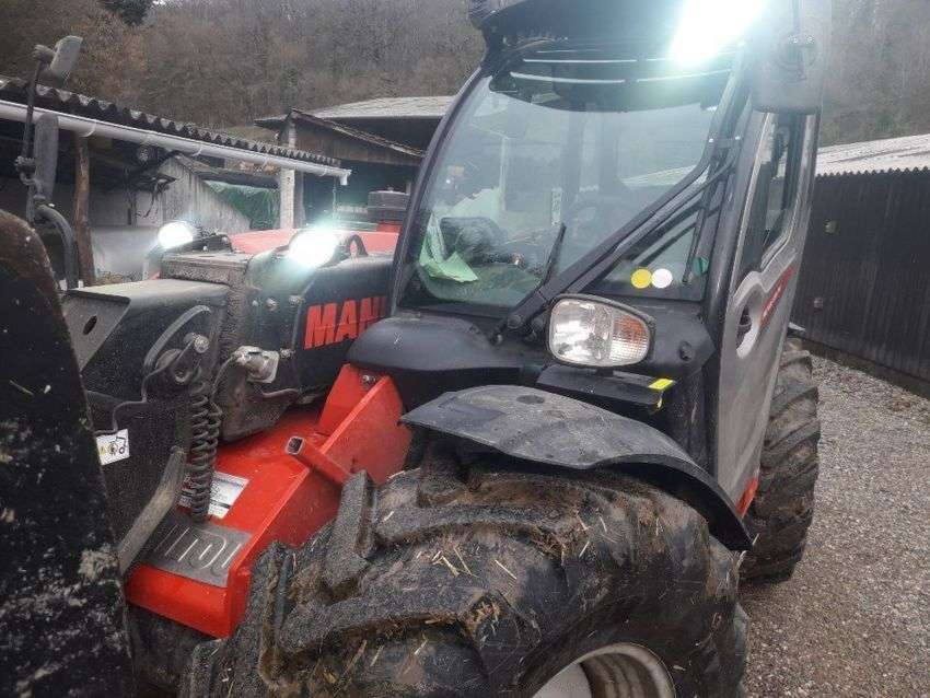 Manitou Mlt 635 130 Ps + - 2017