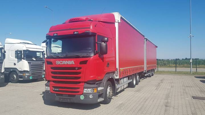 Scania R 410 LB6x2MLB - 2016
