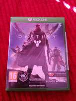 Xbox One Destiny Game
