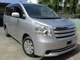 Toyota Noah New Arrival, Trade in Okay.