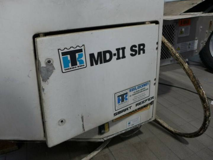 Mercedes-Benz ThermoKing* MD-II SR* BJ. 2002 * Diesel *Elektro - 2002