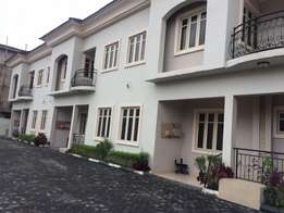 New 4bedroom terrace duplex with BQ to let at Osapa London