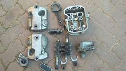 Honda Africa twin parts