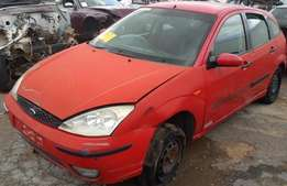 2004 FORD FOCUS 1.6 MANUAL Breaking for Spares.