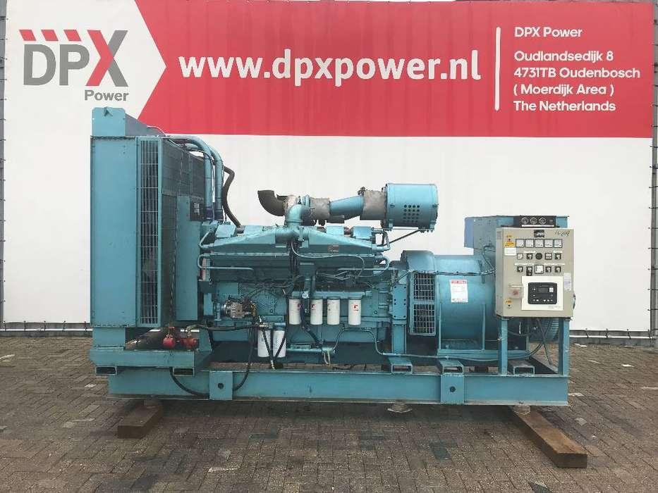 Cummins KTA38-G5 - 1.128 kVA Generator - DPX-10989 - 1992