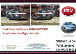 Ford focus hatchback 2010 onwards headlight for sale Price:R1695 each