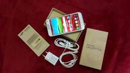 Samsung Galaxy s5 with box and accessories up for grabs! .