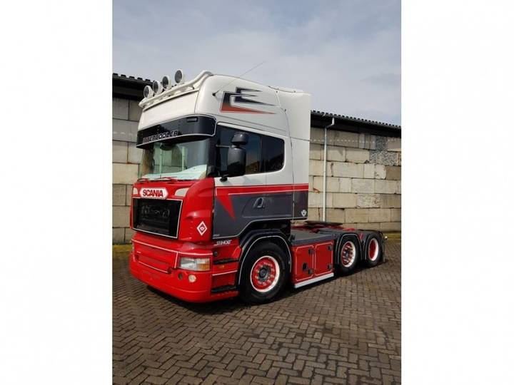 Scania R580 6x2 twinsteer full air - 2004