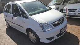 2007 opel meriva 1.6i low 88000km bargain buy