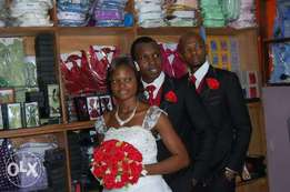 Groom and Bridal wears and Accessories
