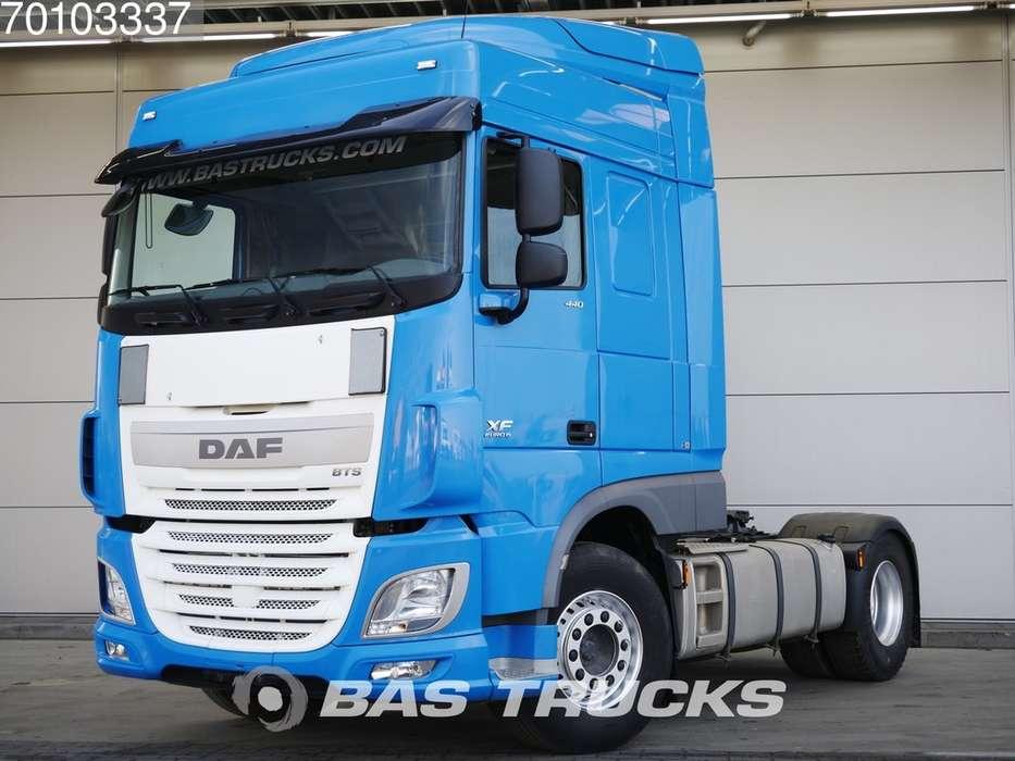 DAF XF 440 4X2 Intarder Standklima Euro 6 - 2015