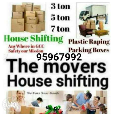 House Shiffting Sirvec Moving & packing professional team ??