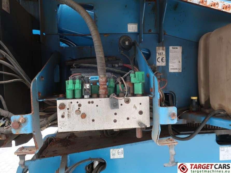 Genie S-65 Telescopic S65 Diesel 4x4 Boom Lift 2180cm - 2007
