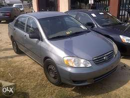 Clean toyota corolla for sale