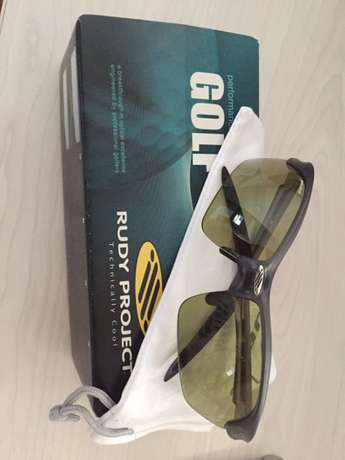 """Rudy Project """"Swifty"""" Golf Sunglasses Sonkring - image 1"""