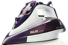 Professional Phillips pressing irons and other brands available at our