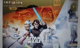 PS3 Disney Infinity Star Wars Starter Pack