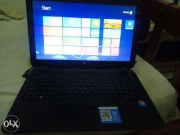 HP notebook 15, i5, 4gb ram, 500hdd