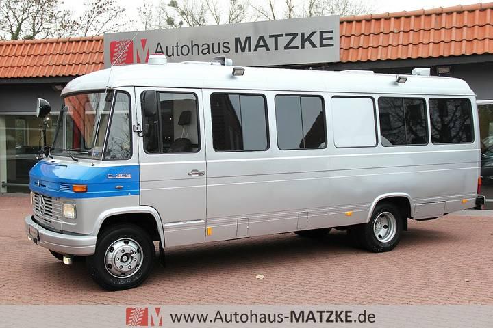 Mercedes-Benz T2 O 309 DüDo Ausbau Standheizung Standklima - 1982