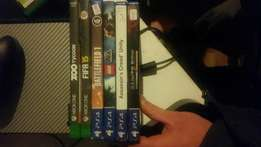 Ps4 & Xbox1 Games
