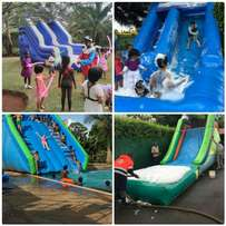 Water slide,clowns,magic show,puppet slides ,face painting for hire