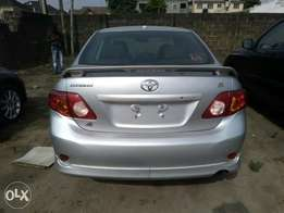 2009 Tokunbo Toyota corolla Sport Edition, Low Miles