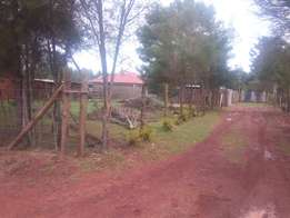 Plot for sale at Kapseret