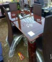 Imported Quality Brand New Dining(4Sitter)