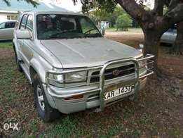 Hilux surf 4 by 4 SUV for sale in Kisumu