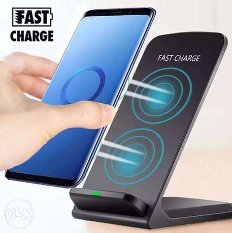 QI Wireless Charger Quick Charge 2.0 Fast Charging for iPhone 8 10 X X