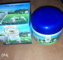 Fruit of the Wokali active face cream