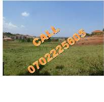 Commmercial 50 by 100ft plot for sale in Kiira-Bulindo at 45m