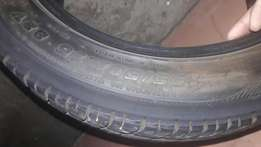 2 Tyres for sale