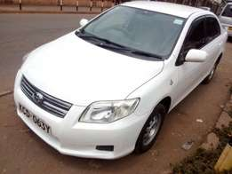 2008 Locally Used Toyota, Axio Petrol for sale - KSh825,000