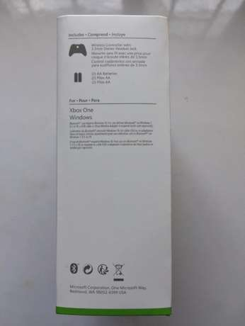 Xbox One Wireless Controller w/ Bluetooth and 3.5mm Jack Surulere - image 4