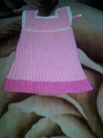 платьица вязаные крючком 100 грн одежда для девочек воронеж на Olx