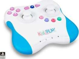 KidzPLAY Wireless Adventure Game Pad for PS3 (Blue & Pink) - NEW