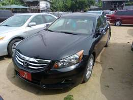 2008 Foreign used Honda Accord