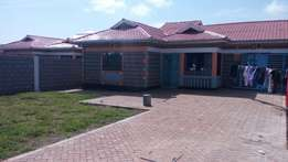 bungalow for sale in kikuyu town
