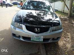4 Months Used Super Clean Honda Accord 2005