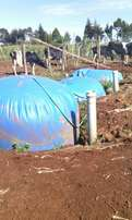 Affordable commercial biogas units